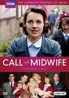 Call the Midwife: Season Two ~Really good! :) I did skip one episode, that I heard had an abortion scene in it... :/ Didn't want to watch something devastating like that. Otherwise, the rest was really good!~