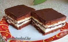 Kinder pingui házilag recept Tina konyhájából - Receptneked.hu