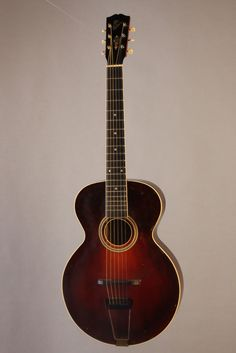 Gibson l3 Archtop guitar