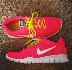 02339b12 Have these (': Pink Nike Shoes, Pink Nikes, Pink Running Shoes,