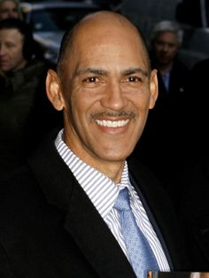 """God is in every thing, even the ugly things."" -- Tony Dungy"