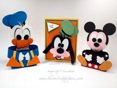 Disney Punch Art