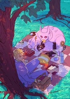 Jojo's Bizarre Adventure Anime, Jojo Bizzare Adventure, Yoshikage Kira, Character Art, Character Design, Transformers, Jojo's Adventure, Manhwa, Jojo Anime
