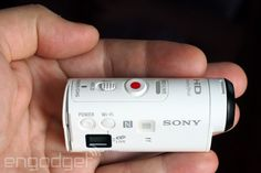 Sony Action Cam Mini, GoPro competitor