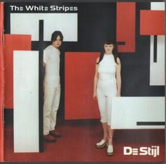 The White Stripes - De Stijl (CD, Album) at Discogs