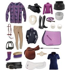 """Touch of Purple!"" by lolakeene on Polyvore"