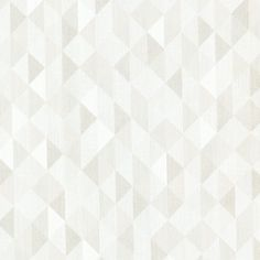 "Brewster Home Fashions Prism Ethan Triangle 33' x 20.5"" Geometric Wallpaper 