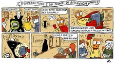 Super Lettore e gli sconti di Amangion #2