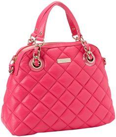 Kate Spade New York Gold Coast Small Georgina PXRU4081 Shoulder Bag,Zinnia Pink,One Size kate spade new york