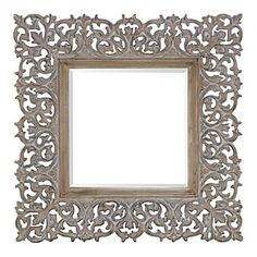 Available exclusively to Z Gallerie customers, our magnificent Sienna Mirror is designed to make a distinctive impact in a room.
