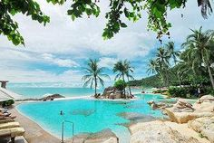 Imperial Samui Beach Resort in Chaweng. Loved Koh Samui, Thailand - so pretty!