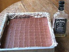 JACK DANIEL FUDGE  PERFECT for the holidays