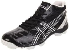 ASICS Men's GEL-Prevail Mid Lacrosse Shoe,Black/Silver,12 M US ASICS. $34.30