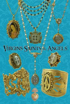 "showroom & ""outlet store in San Miguel de Allende.....Virgins Saints and Angels jewelry ... LOVE!"