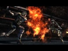 "Metal Gear Rising: Revengeance - GMV - ""The War Still Rages Within"" by Jamie Christopherson"