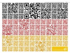 CI Intercâmbio: QR Code Flags, Germany