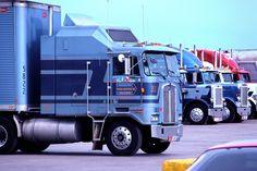 Kenworth Iowa Truck Stop Juni 1990 432