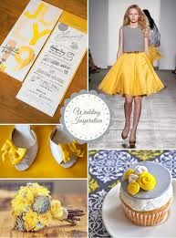 More yellow & grey!!