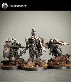 Warhammer 40k Space Wolves, Warhammer 40k Figures, Warhammer Paint, Warhammer Models, Warhammer 40k Miniatures, Warhammer 40000, Tabletop, Warhammer Armies, Fantasy Miniatures
