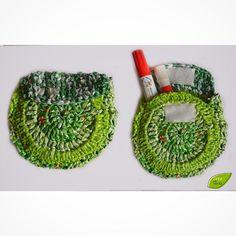 #creaenverde #plastic #plastico #crochet #knitted #handmade #handcraft #bag #bolsas #weaving #ecofriendly #ecoideas #hechoamano #diy #recycled #upcycling #reciclado #reciclaje