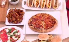 #Μπουτάκια #κοτόπουλου με γρήγορη #γλυκόξινη #σάλτσα #eleni #ελενη #ΠέτροςΣυρίγος Baked Potato, Waffles, Recipies, Tacos, Mexican, Beef, Baking, Breakfast, Ethnic Recipes