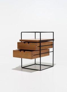 Paul McCobb Planner Group desk organizer Modern Design, Auctions | Wright