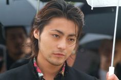 山田孝之 (Yamada Takayuki)