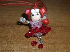 Little Girl Necklace by ImaginaryHandicraft on Etsy, €7.50