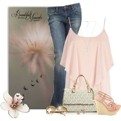 A me set:), created by cindycook10 on Polyvore