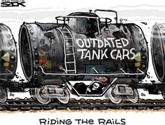 Troublesome Tanks COLOR#145428 BY STEVE SACK, THE MINNEAPOLIS STAR TRIBUNE  -  3/7/2014 12:00:00 AM