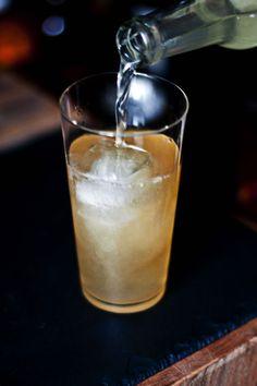 Apricot Rum Fizz  http://spiritedalchemy.com/