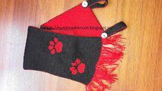Handmade tricotaje: Fular double knitting
