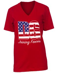 DG Joining Forces T-shirt