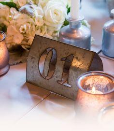 Industrial Wedding Theme