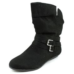 Rampage Women's Bram Round Toe Ankle Boot ** This is an Amazon Affiliate link. Continue to the product at the image link.