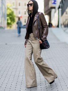 Style Notes: Skater-style trousers are on the menu, so unearth thatlong-forgottenteen angst and wear them with a hoodie.