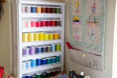 Oh my happy place, SEWING ROOM | Minki's Work Table
