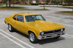 1972 Chevrolet Nova Maintenance/restoration of old/vintage vehicles: the material for new cogs/casters/gears/pads could be cast polyamide which I (Cast polyamide) can produce. My contact: tatjana.alic@windowslive.com