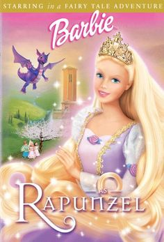 Barbie as Rapunzel *** Click on the image for additional details.