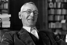 Hermann Hesse was born 2 July and died 9 August 1962 Nine Quotes Words do not express thoughts very well. Hermann Hesse, Glass Bead Game, Sensitive Men, Tess Gerritsen, Werner Herzog, Nobel Prize In Literature, Writers And Poets, People Of Interest, Carl Jung