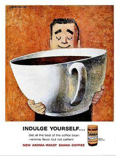 1960 ... lotta coffee!