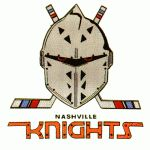 Nashville Knights 1992-93 hockey logo