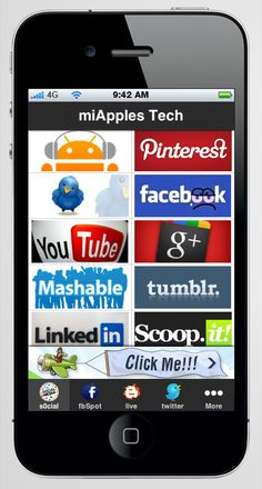 ENJOY our FREE WEB App NOW on YOUR iPhone 6 / 6 Plus - FREE Google Play App for Android Devices http://miapplesinteractive.blogspot.com/2014/09/enjoy-our-free-web-app-now-on-your.html #Apps #iOS8 #miApples TAGS: miApples, miApples App, Google Apps, Google Play, Apps, Web Apps, Free Apps, Android, iOS 8, iPhone, iPhone 6, iPad, iPad Air, iPod