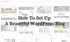 Give yourself the gift of a blog with our easy tutorial on how to get yourself started with WordPress!