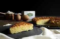 É impossível comer apenas uma fatia! Ideal para os amantes de amêndoa e de manteiga. Uma combinação perfeita