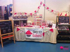 Sweetly Baked - Market Display