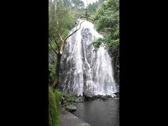 Air Terjun Sampuran Efrata yang Tersembunyi di Sumatera Utara - Sumatera Utara