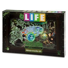 @Taren Hester...also for you. The Game of Life® The Haunted Mansion® Disney Theme Park Edition