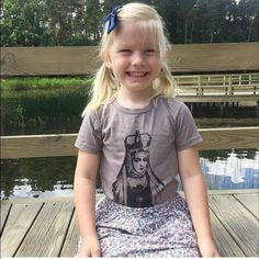 Happy girl Marija with our Barbora Radvilaite tshirt. Thanks to Mommy for photo! By the way, we have these tshirts on sale we're moving and tshirts need to find new owners! Happy Girls, Sale Items, Faces, T Shirts For Women, Shirt Dress, People, Gifts, Tops, Dresses