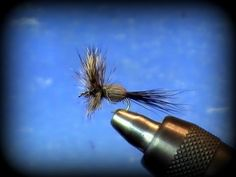 The Humpy Dry Fly - Featured in this fly tying tutorial is a pattern that I love to fish, the Humpy dry fly.  This is a great attractor fly that trout really seem to love, especially when fishing it in faster currents.  I was fortunate enough to have my Uncle John Cammisa tie the pattern on this video, and this is a special treat, being that he has been tying for over half of his life (age 82 in this video!).  The tying of this pattern is not the simplest, thus I frequently will